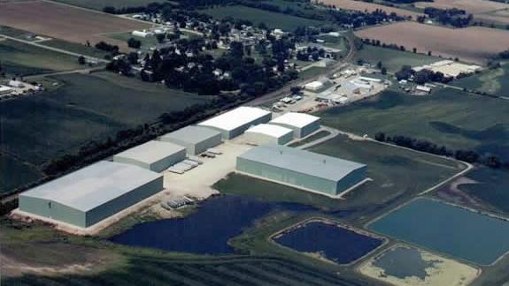 Friesland Warehouse near Beaver Dam - Cupery & De Young Storage